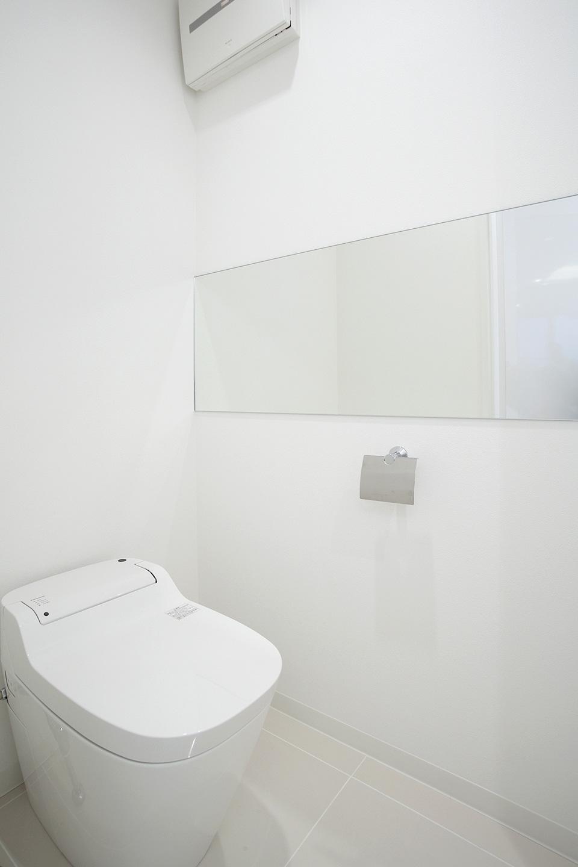 白!白!白! 白空間が作り出すシンプルな生活/西宮市羽衣町