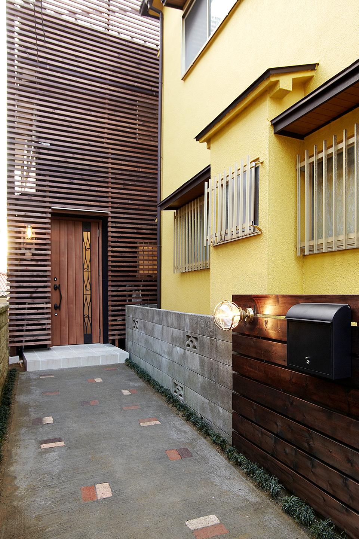 太陽を呼び込む家/池田市渋谷