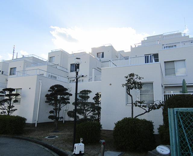 夙川台サンハイツB棟